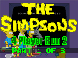 The Simpsons Arcade Game: Four Player Run 2 (Part 1 Of 8)
