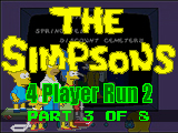The Simpsons Arcade Game: Four Player Run 2 (Part 3 Of 8)