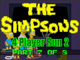 The Simpsons Arcade Game: Four Player Run 2 (Part 7 Of 8)