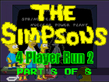 The Simpsons Arcade Game: Four Player Run 2 (Part 8 Of 8)
